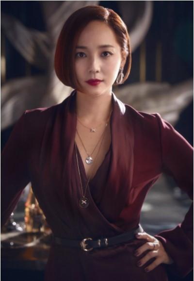 韓国ドラマ,ペントハウス,ユジン