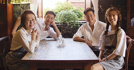パク・ソジュン、ユン食堂