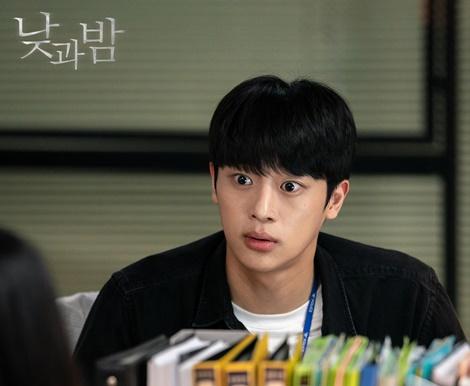 韓国ドラマ, 昼と夜, イ・シニョン