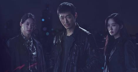 昼と夜, 韓国ドラマ