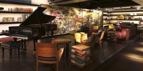 代官山蔦屋書店,韓国おこもり時間,カフェ