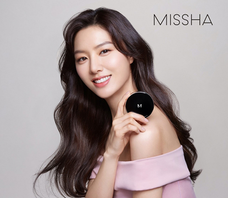 MISSHA、ミシャ