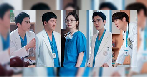チョ・ジョンソク、ユ・ヨンソク、賢い医師生活
